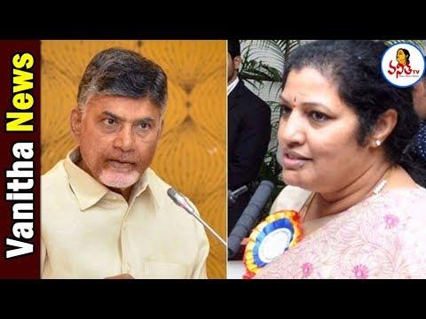 Daggubati Purandeswari likely to join BJP - WorldNews