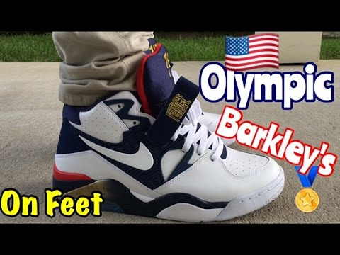 Nike Air Force 180 Olympic On Feet Nike Air Force 180 Kids  40eee019a1