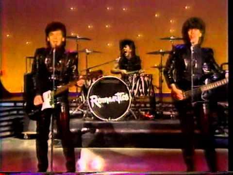The Romantics   Open Your Door  American Bandstand
