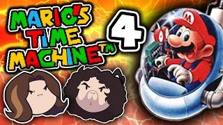 mario s time machine mean tongue part 4 game grumps