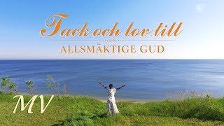 """Engelsk lovsång - Gud räddade mig """"Tack och lov till Allsmäktige Gud"""""""