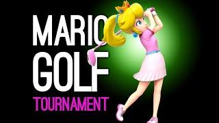 The Oxboxtra Mario Golf Open FINALE! Mario Golf Tournament: Ellen vs Andy vs Luke vs Mike! ⛳👿