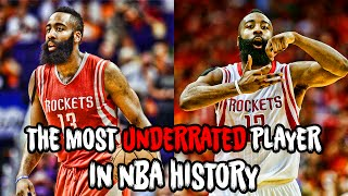 Why James Harden is the Most UNDERRATED Player in NBA HISTORY