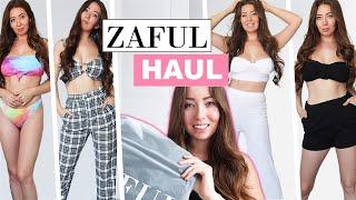 Trying On My NEW Summer Wardrobe | ZAFUL HAUL