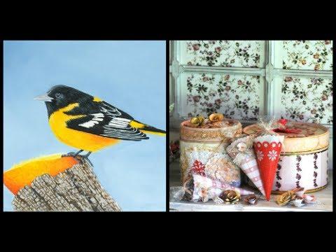 Pintura decorativa decoracion de cajas youtube for Decoracion de cajas