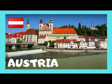 STEYR: AUSTRIA'S most beautiful TOWN- Rivers, a castle & medieval centre