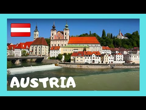 STEYR: AUSTRIA'S most beautiful TOWN - Rivers, medieval castles and streets