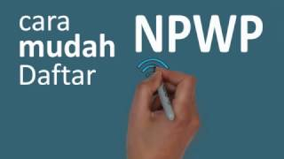 Cara Membuat dan Daftar NPWP Online 2017