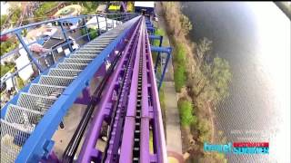 Bizarro At Six Flags New England