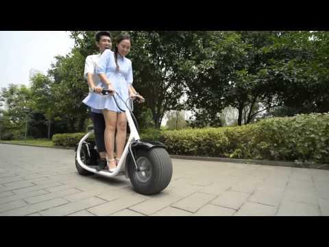 Chạy thử xe máy điện Suzika D1