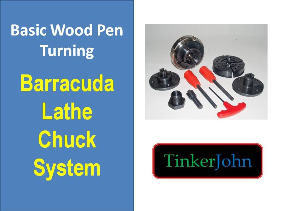 Barracuda 2 Chuck System