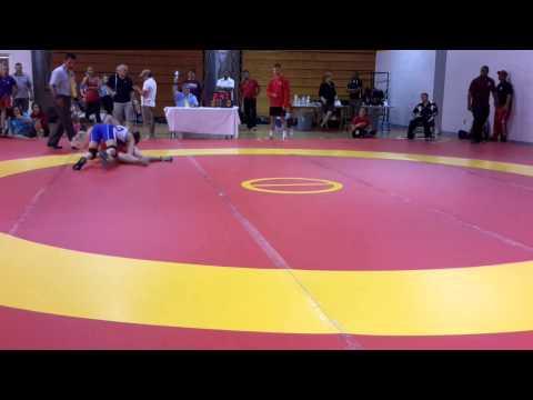 2014 Canada Cup: 53 kg Liisa Wainman (CAN) vs. Brittanee Laverdure (CAN)