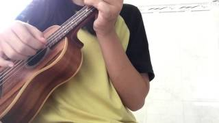 [Cover Ukulele] Mashup Chờ Anh Đấy Mà - Khi Em Là Em (Khi Tôi Là Tôi OST) -