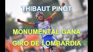 Resumen Giro de Lombardía 2018