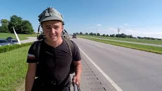 Autostopem przez Amerykę - Autostop z Szeryfem cz. 2 (Odc.55)