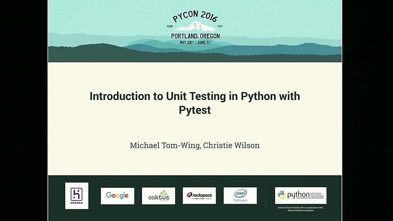 Image from Introduction to Unit Testing in Python with Pytest