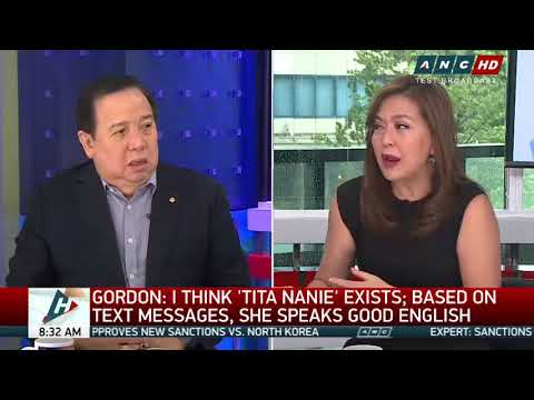 Gordon defends Paolo Duterte's refusal to show back tattoo