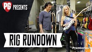 Rig Rundown - The Alice Cooper Band