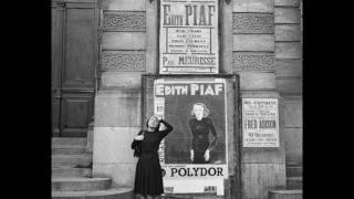 Une Valse - Edith Piaf