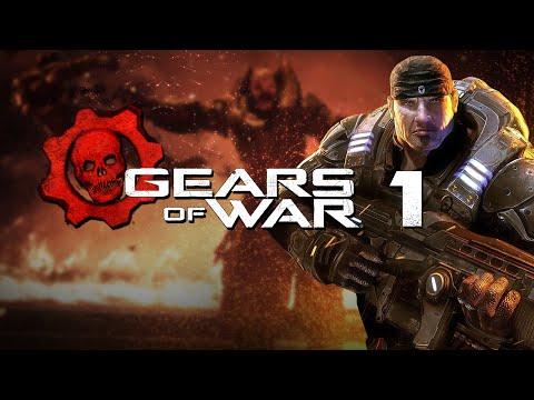 Gears of War: Ultimate Edition - Глава 1: Пепел (Прохождение на русском, 4k текстуры, 60FPS)
