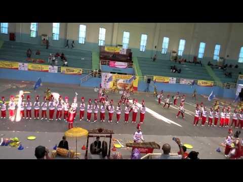 Marching Band tingkat SD se - indonesia April 2016 ( SDN Sarimulya 3 Karawang )
