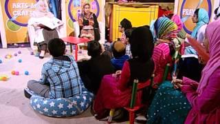 Kids Time: Programme 27 (English & Urdu)