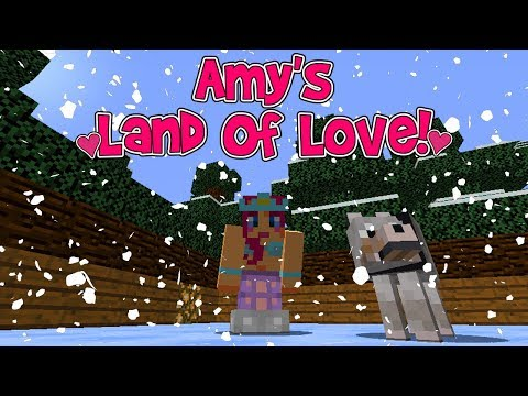 THE ICE RINK! | Amy's Land Of Love! Ep.188