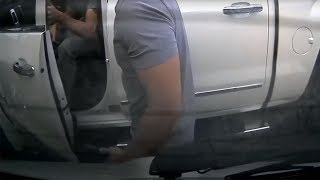Download 'Wobbly' tire scam caught on camera Mp3 and Videos