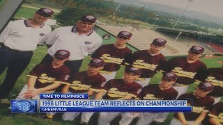 1998 Little League team reflects on championship