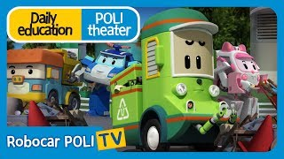 Daily education | Poli theater | Recycling Is Important!