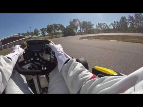 Darwin Go Kart track