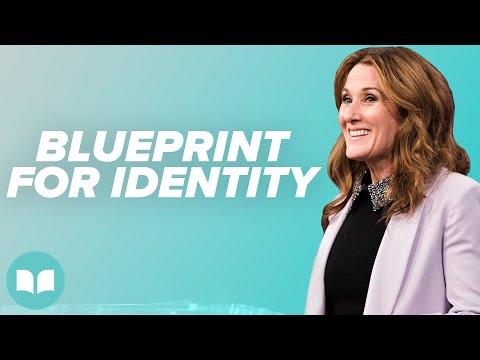 A Blueprint For Identity - Dr. Caroline Leaf