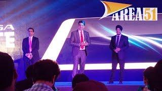 Panasonic Eluga Note India Launch Keynote