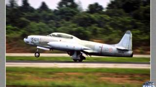 Royal Thai AF RT-33 and T-33 lowpass