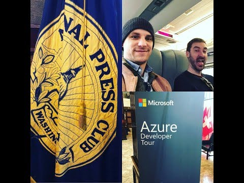 VLog: Azure Developer Conference, Syscoin, Verge, and the Blockchain