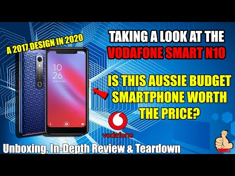 The VODAFONE SMART N10 - Is This
