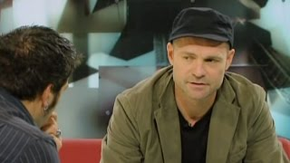 The Tragically Hip's Gord Downie — Classic Interview on The Hour