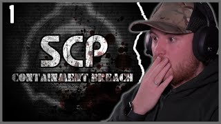 Royal Marine Plays SCP Containment Breach!