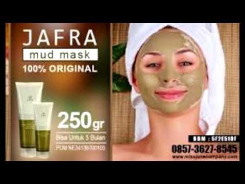 Cara Pemakaian Mudmask masker Lumpur JAFRA