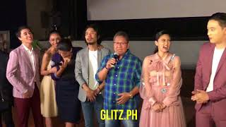 'DOTGA' Stars Kim Chiu, Ryan Bang, MayWard Thankful at their Red Carpet Premiere