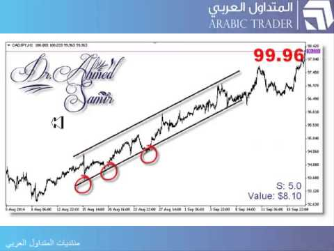 سحر القنوات السعرية في تداول سوق العملات