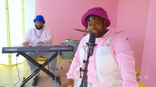 Pink Sweat At My Worst Live From My Den