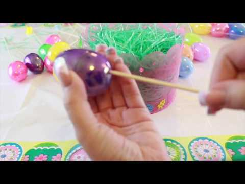 DIY Pinterest Inspired Easter Gifts & Treat Ideas ! how to