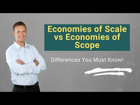 Economies of Scale vs Economies of Scope | Top Differences You Must Know