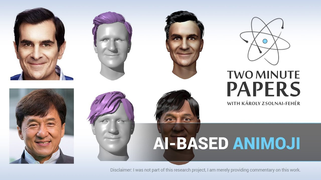 You can now Build your own 3D Digital Face Emoji using Deep Learning