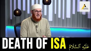 Dr Muhammad Salah on LIVE TELEVISION : Argument for the Death of Hadhrat Isa (as)