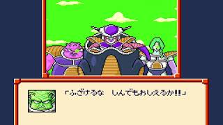 "[TAS] SNES Dragon Ball Z: Super Saiya Densetsu ""best ending"" by N?K in 45:32.45"