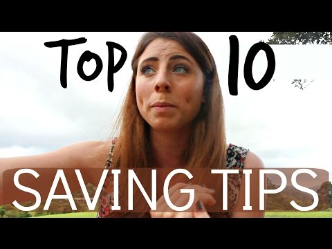 TOP 10 TIPS SAVING MONEY TO TRAVEL