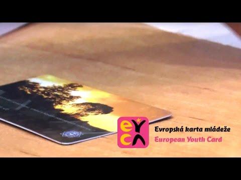 Po Karte Eyca European Youth Card Sahne I Lecktery Pionyr Youtube