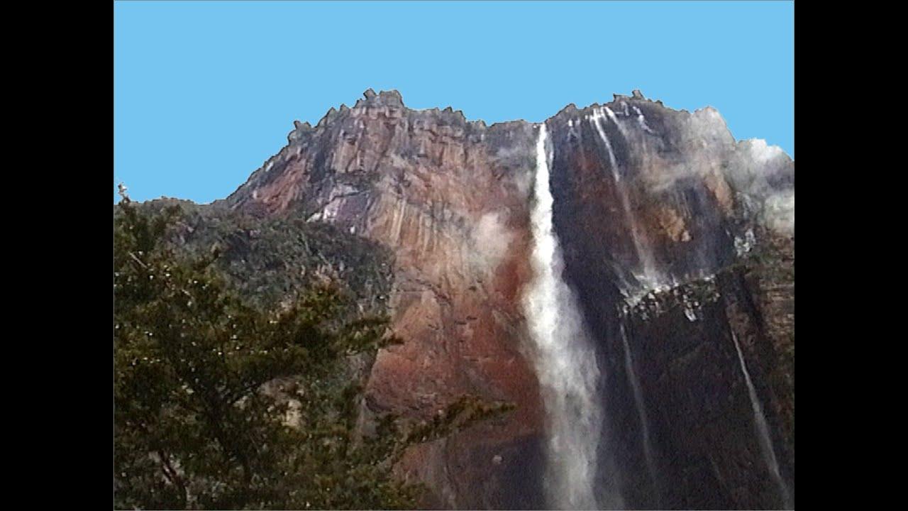 Angel Falls Venezuela Wallpaper Venezuela Salto Angel Teil 4 Youtube